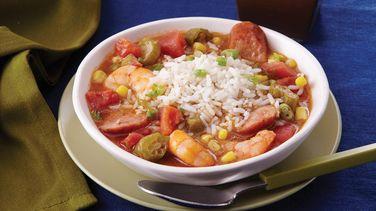 Slow-Cooker Shrimp Gumbo