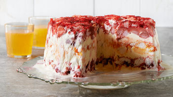Carnival Ice Cream Cake