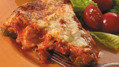 Easy Italian Chicken Pie