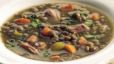 Slow-Cooker Lentil Soup