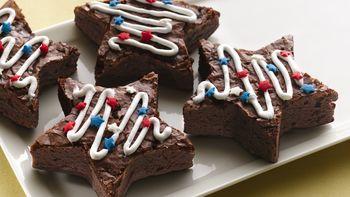 Star Brownies