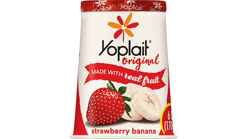 Single Serve Cup Strawberry Banana 6 oz