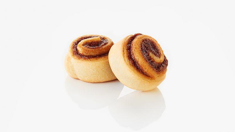 Bake™ Mini Frozen Cinnamon Roll Dough