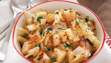Caramelized Apples and Onions