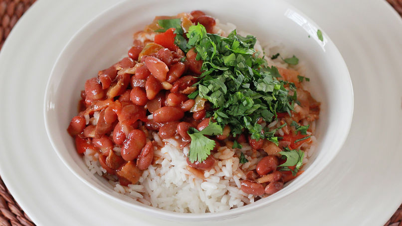 Cuban Red Beans