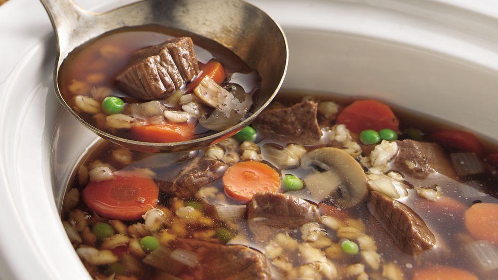 Beef-Barley Soup