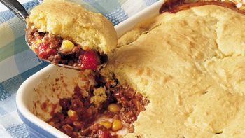 Tamale Pot Pie