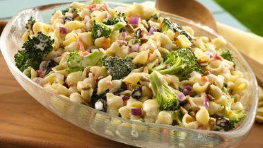 Sunny Broccoli Pasta Salad