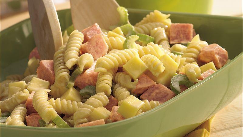 Ham and Smoked Gouda Salad