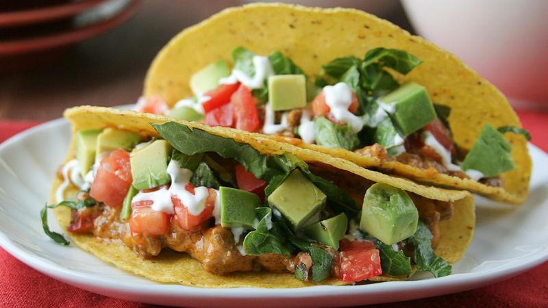 Nacho Tacos