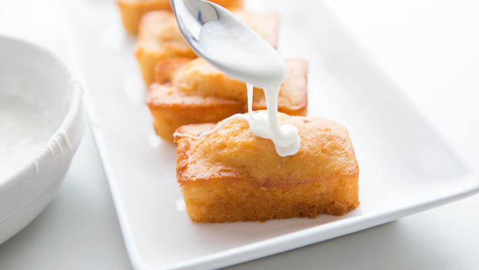 Basic Vanilla Glaze