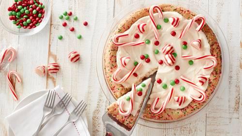Christmas sugar cookie variations