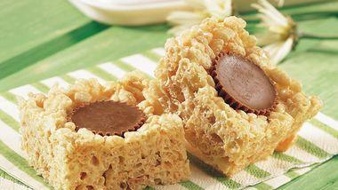Peanut Butter Marshmallow Treats