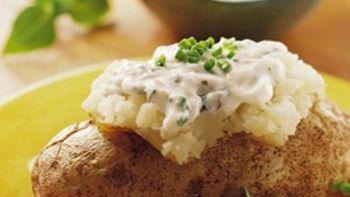 Basic Baked Potatoes