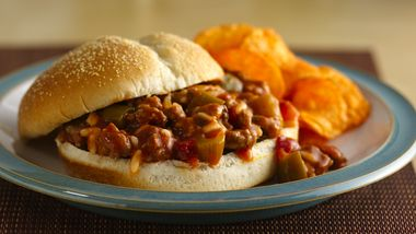 Louisiana Sloppy Joes