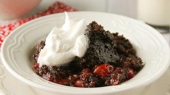 Slow-Cooker Black Forest Cake