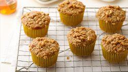 Muffins de Banana y Miel