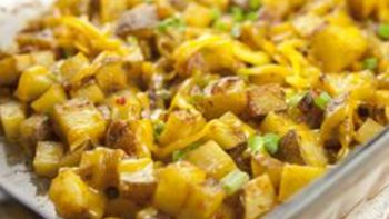 Tex-Mex Ranch Potatoes