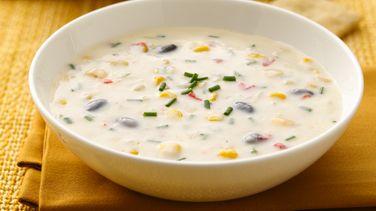 Creamy Southwestern Corn Chowder