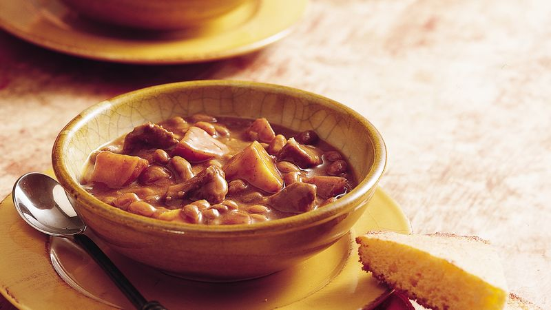 Slow-Cooker Cowboy Stew