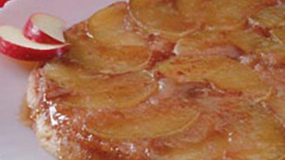 Quick Apple Pancake