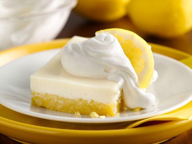 Greek Yogurt Lemon Cheesecake Squares | General Mills ...