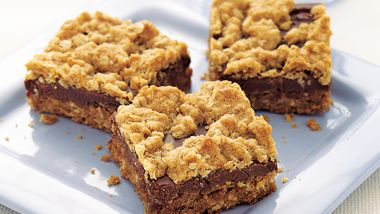 Chocolate-Oat Bars