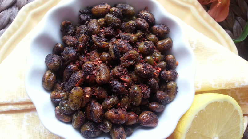 Roasted Soy Beans