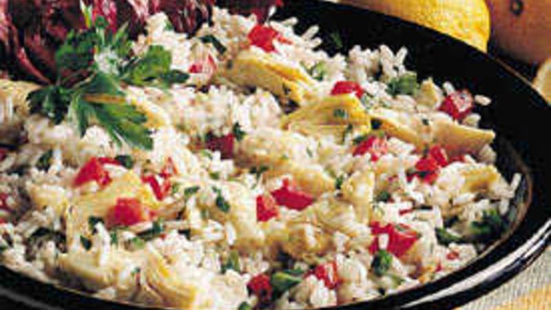 Artichoke-Rice Salad