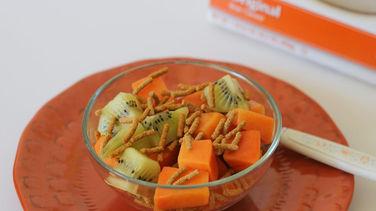Ensalada de Frutas con Cereales Fiber One™