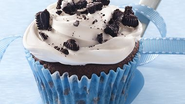Oreo™ Cookies and Cream Cupcakes