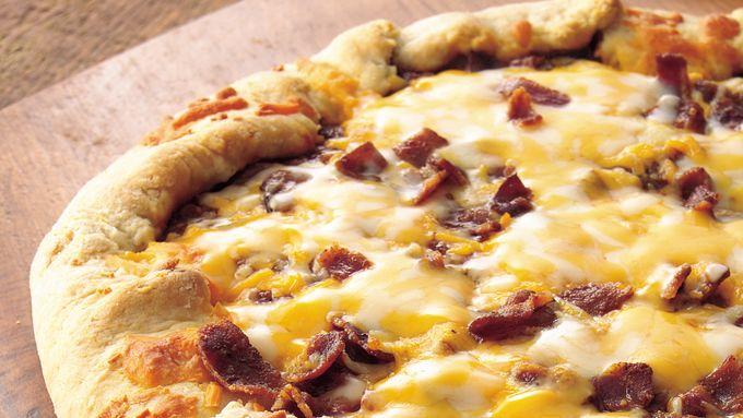 Cowboy BBQ Chicken Pizza