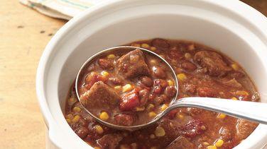 Slow-Cooker Southwestern Pork Stew
