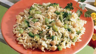 Broccoli-Rice Salad
