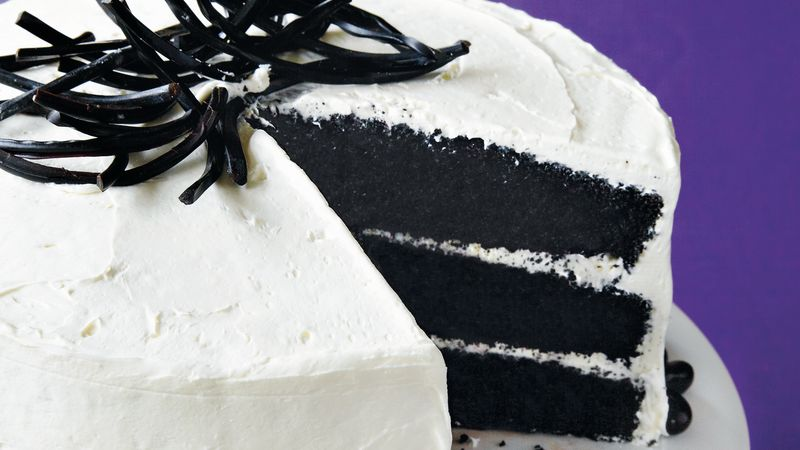 Licorice Cake Recipe