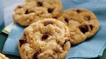Cake Mix Chocolate Chip Cookies