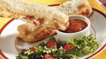 Pull-Apart Pizza Breadsticks