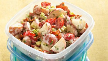 Bacon-Ranch Potato Salad