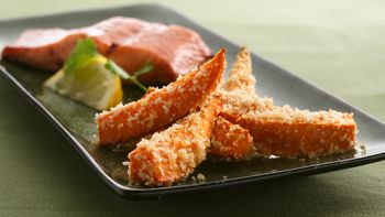 Asian-Style Oven-Fried Sweet Potatoes