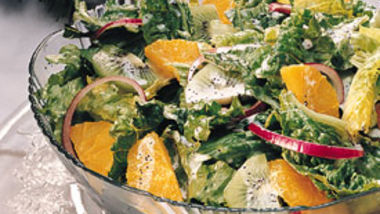 Orange-Poppy Seed Salad
