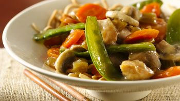 Slow-Cooker Chicken Chow Mein