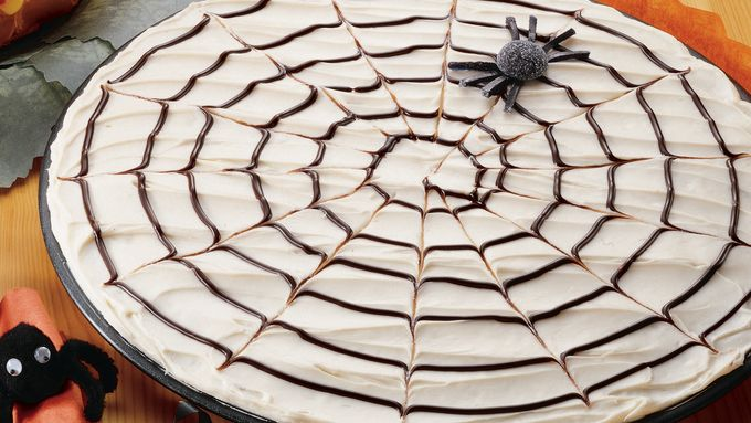 Brownie Spiderweb