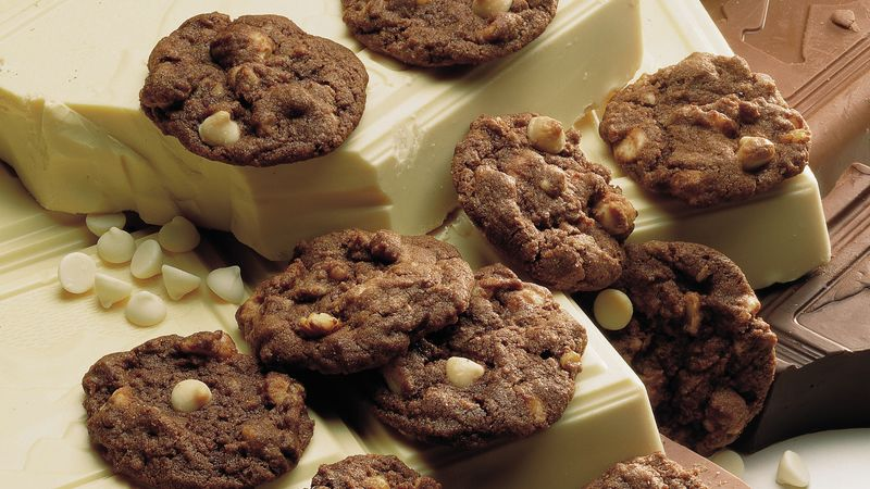Inside-Out Chocolate Chip Cookies