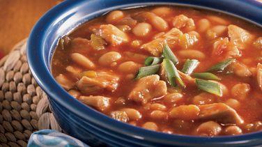 White Bean-Turkey Chili
