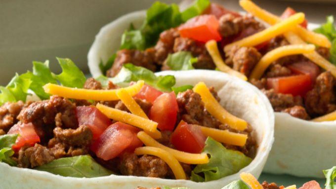Mini Beef Ten Minute Taco Boats™