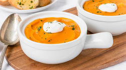 Sopa de Calabaza Clásica