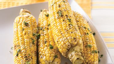 Grilled Southwestern Corn