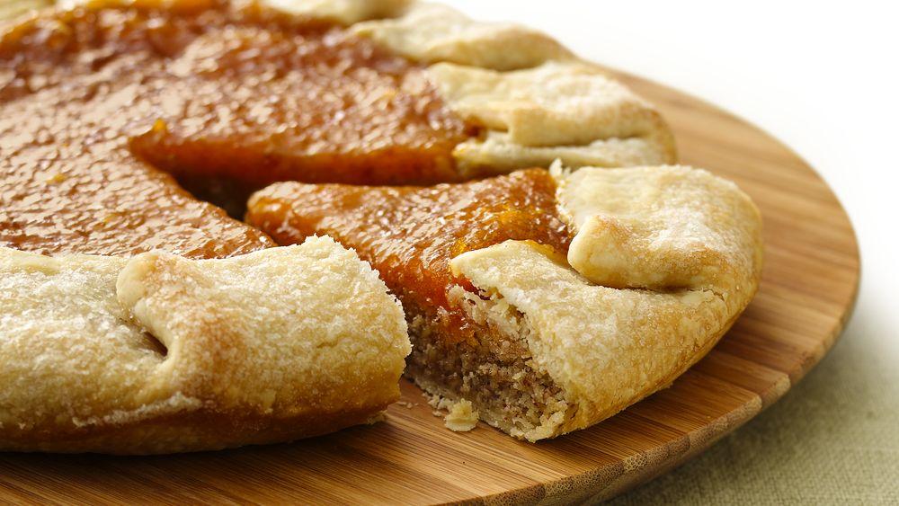 Almond-Apricot Galette