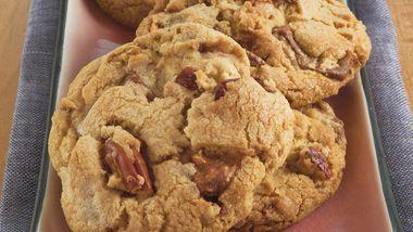Toffee-Pecan Cookies