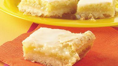 Sunburst Lemon Bars